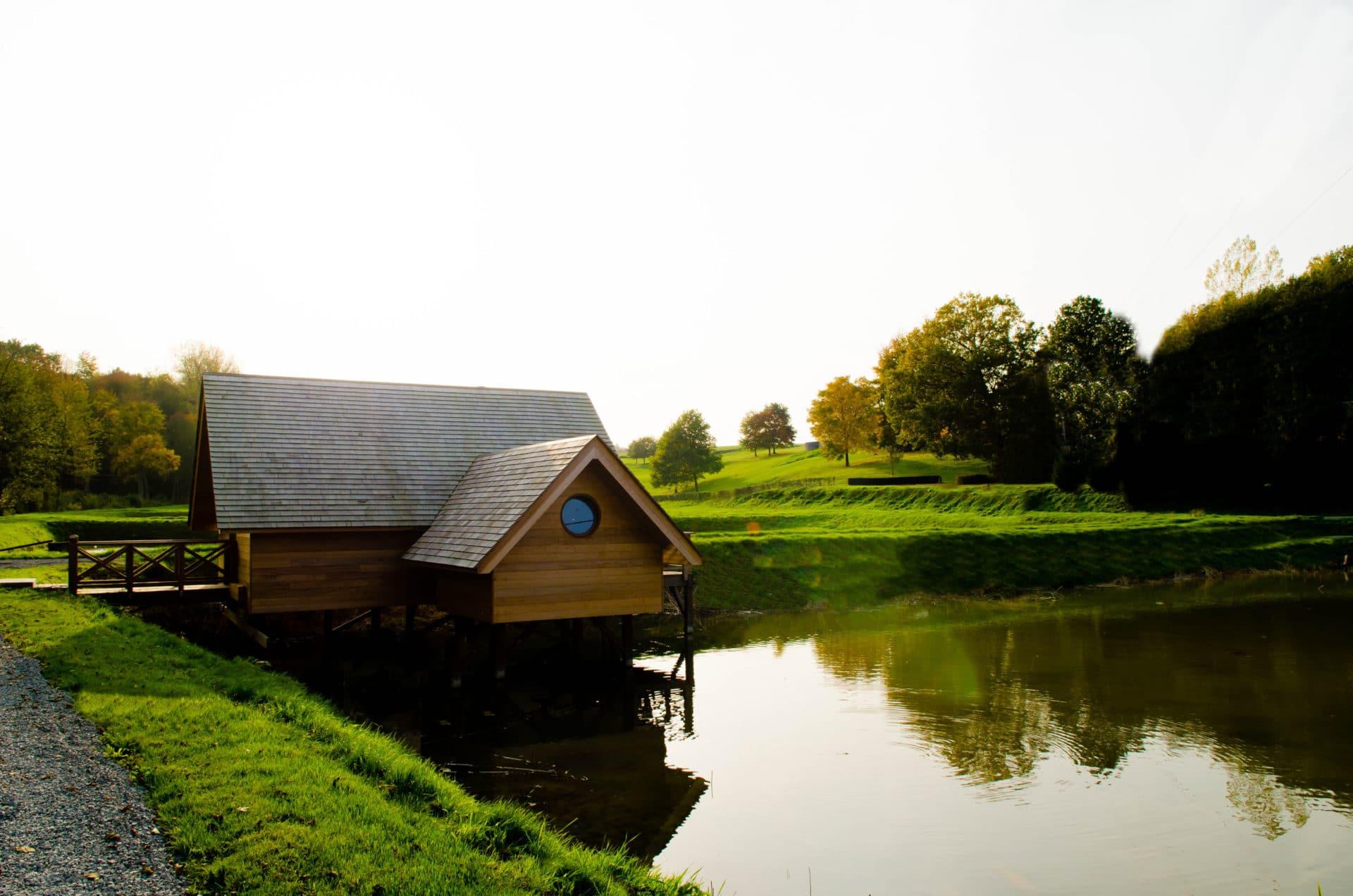 Aqualodge - Lodges insolites | La Balade du Cygne