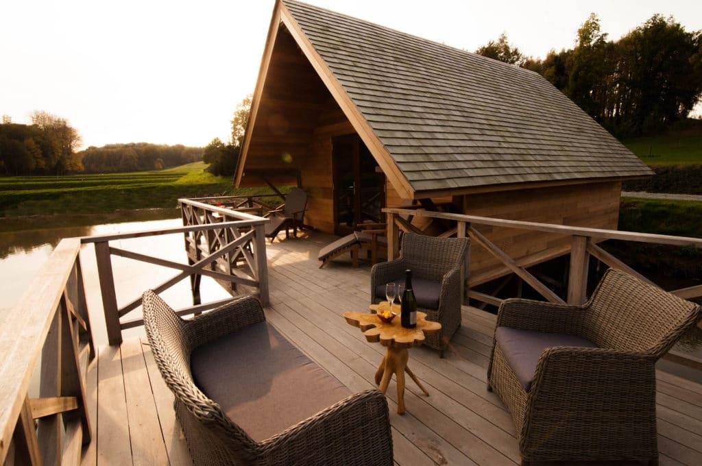 Aqualodge - Lodges insolites | Le Frisson d'eau 6