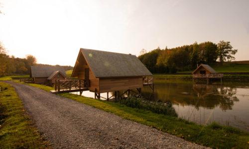 Aqualodge - Lodges insolites | Le Murmure de l'Ecrevisse 9