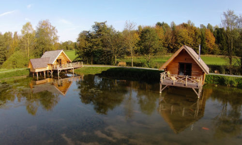 Aqualodge - Lodges insolites | Le Murmure de l'Ecrevisse