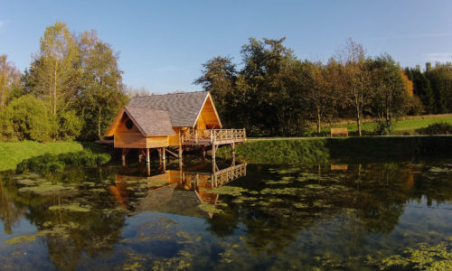 Aqualodge - Lodges insolites | Le Secret de la Libellule