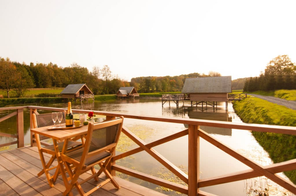 Aqualodge - Lodges insolites | Le Songe des Etangs 8