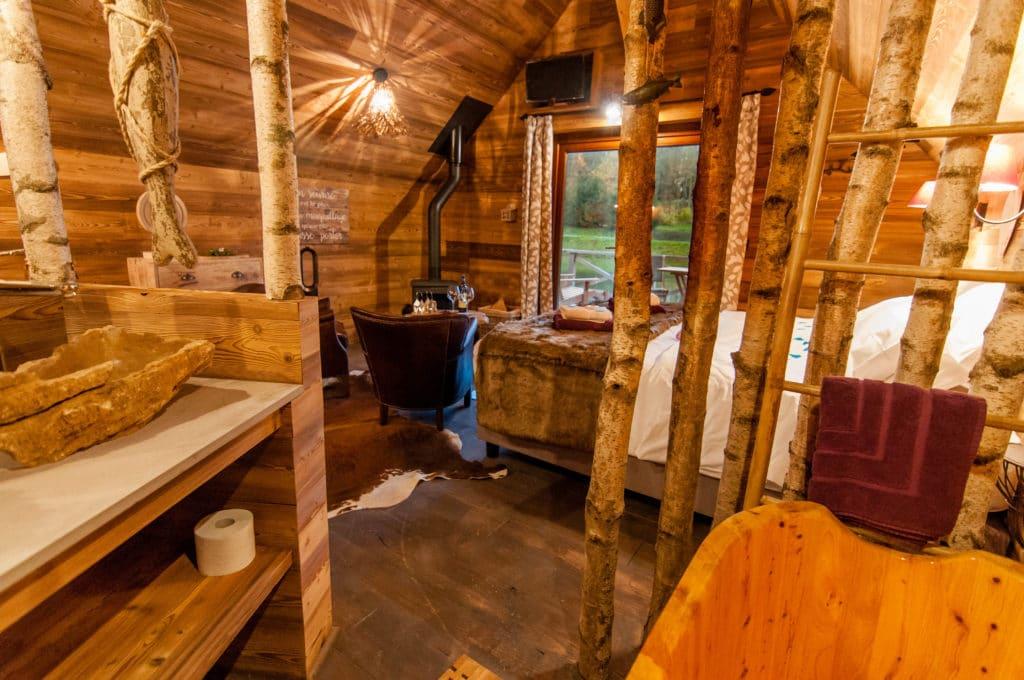 Aqualodge - Lodges insolites | Le Murmure de l'Ecrevisse 4