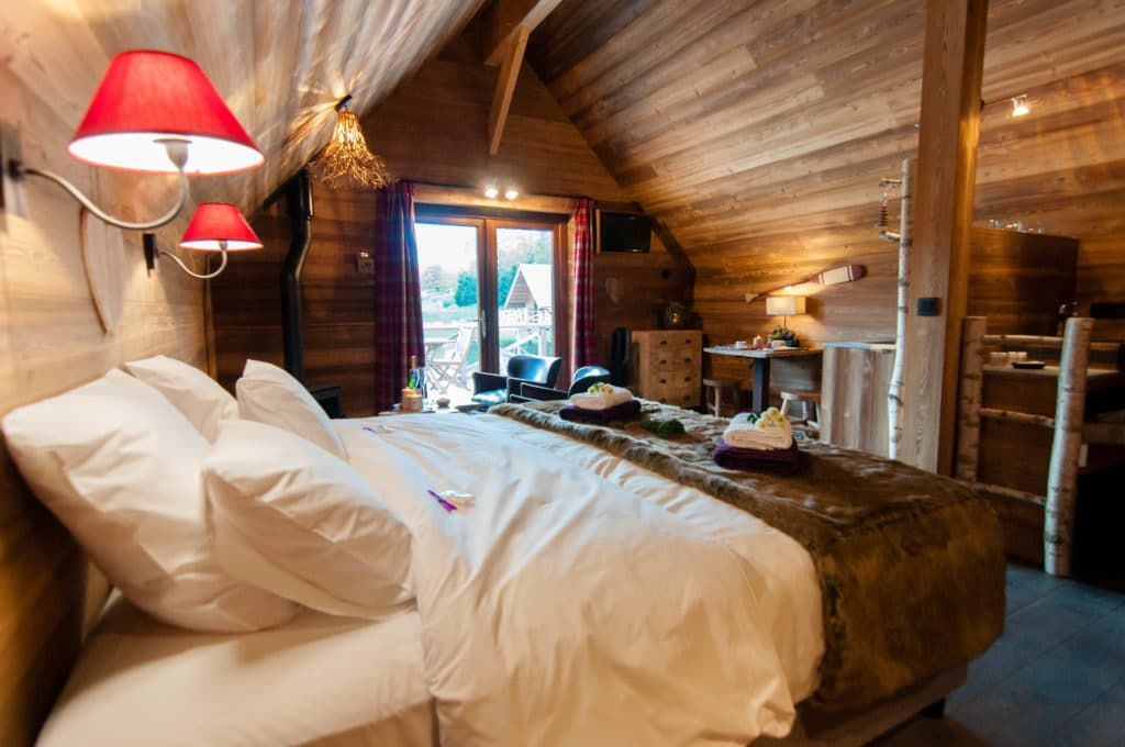 Aqualodge - Lodges insolites | Le Murmure de l'Ecrevisse 3