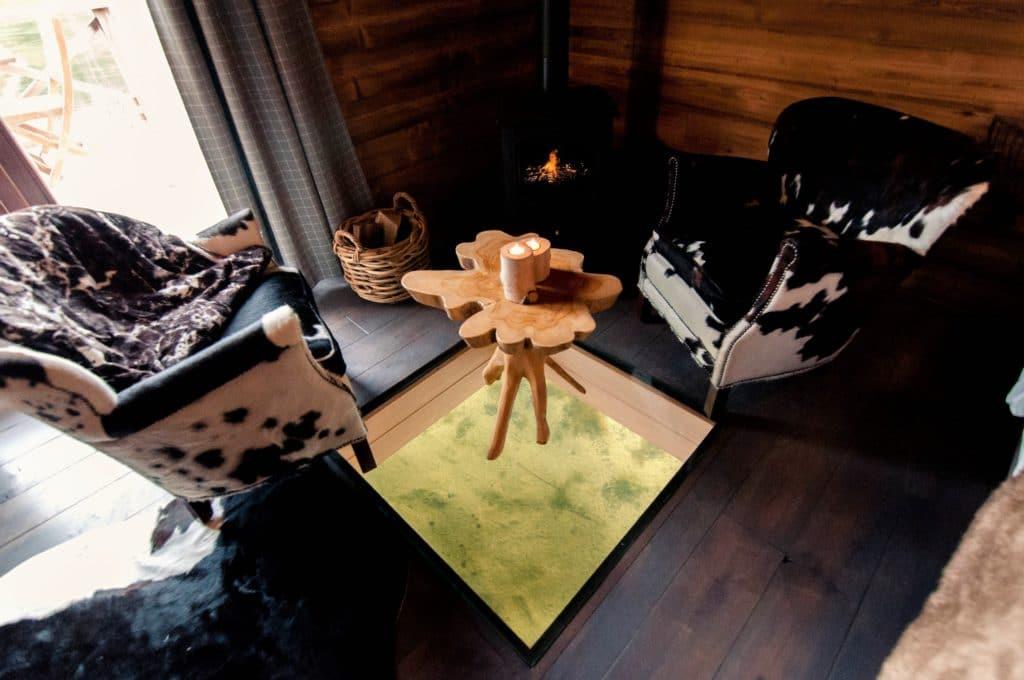 Aqualodge - Lodges insolites | Le Frisson d'eau 2