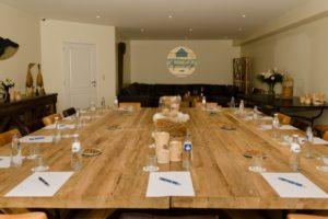 Aqualodge - Lodges insolites | Salle de séminaire