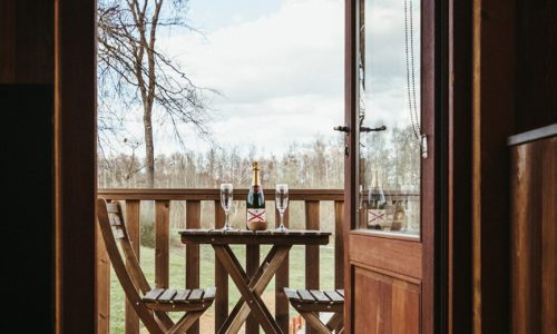 Roulotte Aqua Lodge